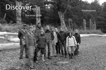 FAM Group in the Queen Charlotte Islands