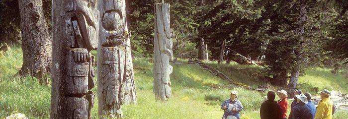 Haida Gwaii - Totem Poles