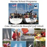 Bluewater Adventures trip brochure for School sailing programs